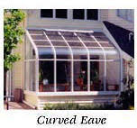 curved eave