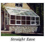 straight eave